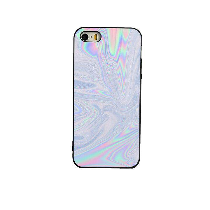Holographic Tumblr phone case back cover for iPhone 5 5s SE - intl