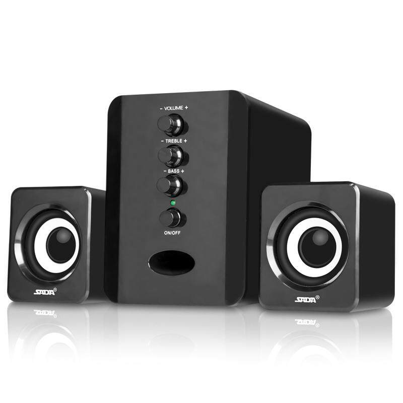 Home mini audio notebook computer speaker USB active subwoofer Malaysia