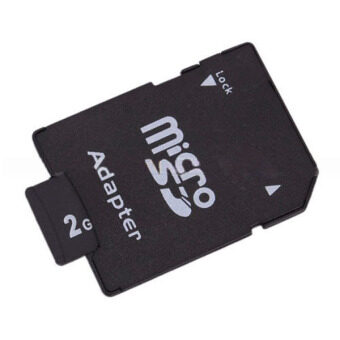 HOT 2GB High Capacity Micro SD TF MicroSD TF Memory Card 2 G withSD Adapter