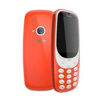 Hot Selling -Nokia 3310 Dual Sim Red