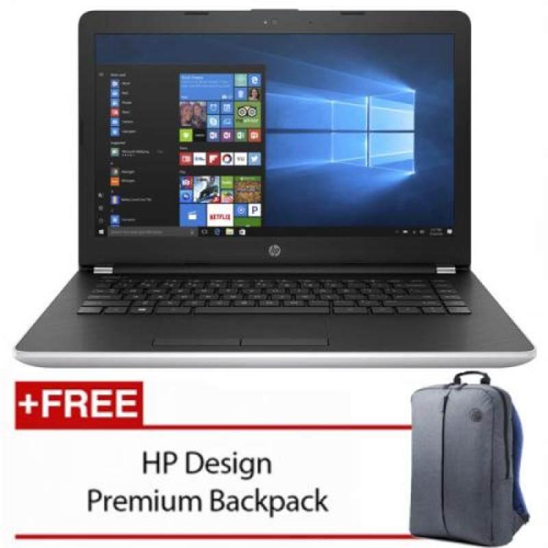HP 14-bs537 14 Laptop Black TA (N3060, 4GB, 500GB, Intel, W10H) - Microsoft Office 365 Personal Malaysia