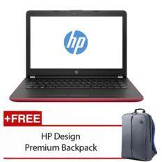HP 14-bs581TU 14 Laptop Red ( i3-6006u, 4GB, 1TB, Intel, W10H ) Malaysia