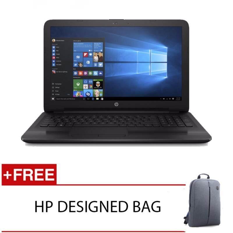 HP 15-BS068TX I5-7200U 4GD4 1TB RADEON520 2GD3 WIN10H (BLACK) FREE HP DESIGNED BACKPACK Malaysia