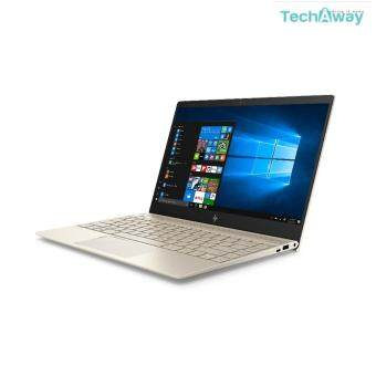 HP ENVY 13-AD112TX NOTEBOOK TA (I7-8550U, 8GB, 512GB SSD, MX150-2GB, W10, 13.3, GOLD) Malaysia