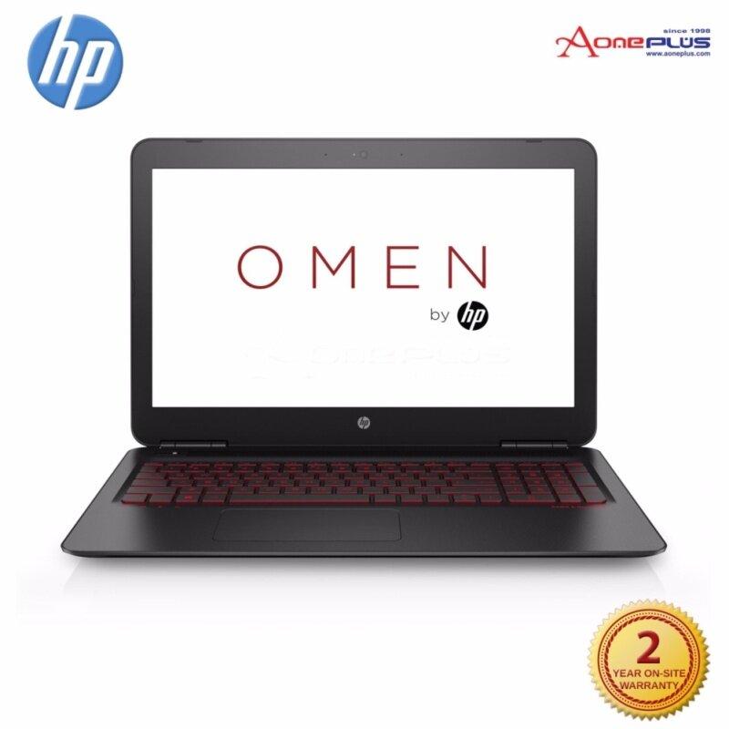 HP OMEN 15-ax221TX 15.6FHD Gaming Laptop (Black) + Free HP Backpack Malaysia
