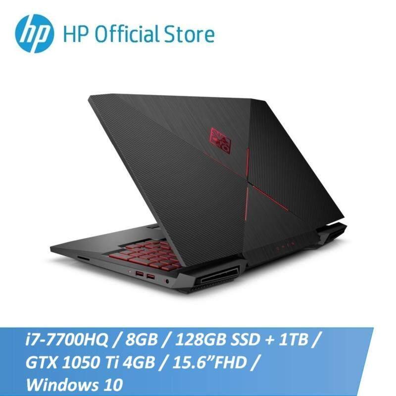 HP Omen 15-ce030tx Notebook [ FREE Omen Backpack] Malaysia
