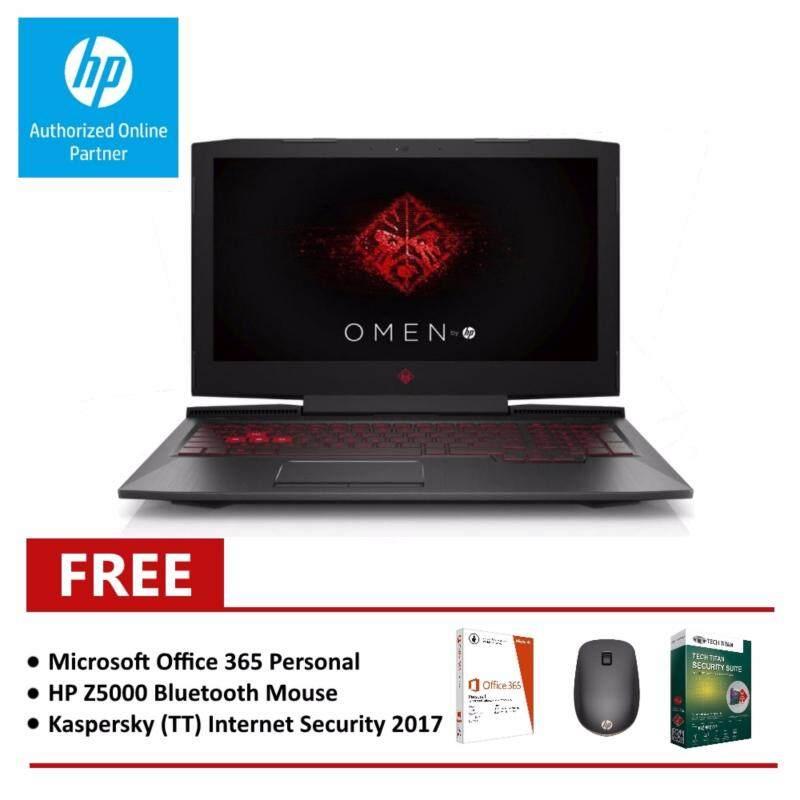 HP Omen 15-ce032TX  Core i7  4GB  1TB  GTX1050 4GB  W10H  15.6 - Free Gift worth RM 357 Malaysia