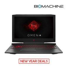 HP OMEN 15-ce032TX (i7-7700HQ/4G/1TB/GTX1050-4GB/15.6/Win10/No ODD)Black Malaysia