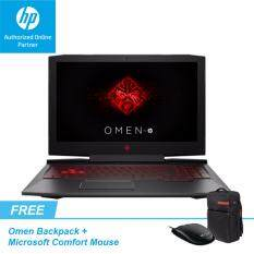 HP OMEN 15-ce032TX + Microsoft Office Home and Student - FREE Premium HP Backpack+ Microsoft Comfort Mouse (While Stock Last) Malaysia