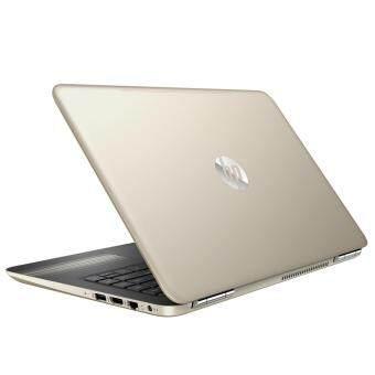 HP Pavilion 14-Al106TX 14 (Core-i7 | 4GB | 1TB | GT940MX | W10H) - Gold Malaysia
