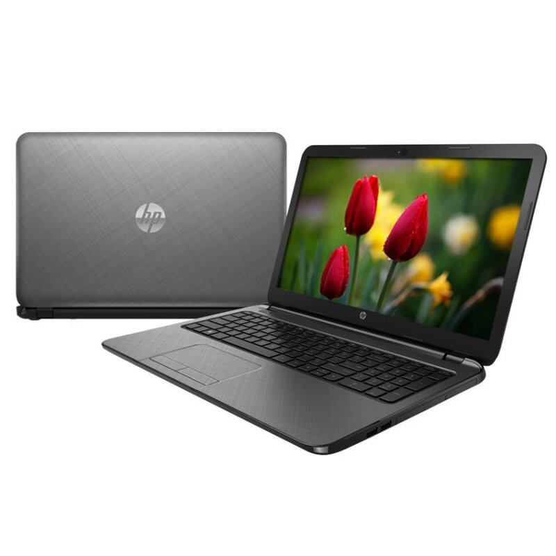 HP Pavilion 15-AB254TX Notebook/(P3V38PA#UUF) - (Silver) + Backpack Malaysia