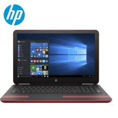 HP Pavilion Laptop 15-au137TX (Intel Core i7 7th Gen ; 4GB D4 ; 1TB+128GB ; 15.6˝ FHD ; W10) Red Malaysia
