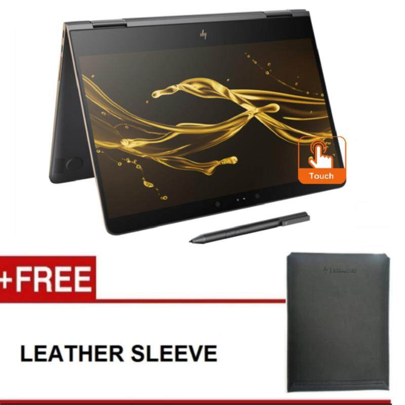 HP SPECTRE X360 13-AC028TU (i7-7500U,8GB,256GB SSD,13.3 Full HD Touch, W10, No ODD) Free: HP Leather Sleeve + HP Active Stylus Pen Malaysia