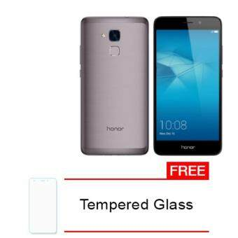 Harga Huawei Honor 5C 16GB (Grey) (Official Huawei Warranty) + Free GiftsWorth RM35