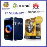 Huawei Honor 8 Pro (V9) X-One Extreme Shock Eliminator Screen Protector