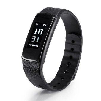 I6 IWOWN HR Wristband Smart Watch Heart Rate Monitor Bluetooth 4.0 Waterproof Fitness Tracker Bracelet For IOS And Android