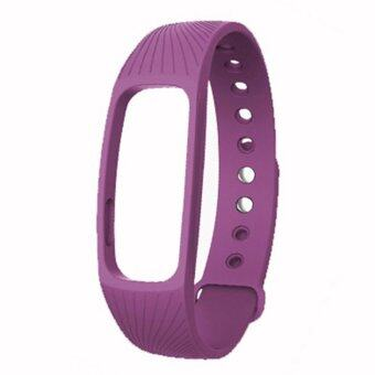 Harga ID107 Smart Bracelet Smart Band Strap Replacement WatchbandsSilicone BELT 5 Colors Accessories for id 107 Smartband pk fit bit