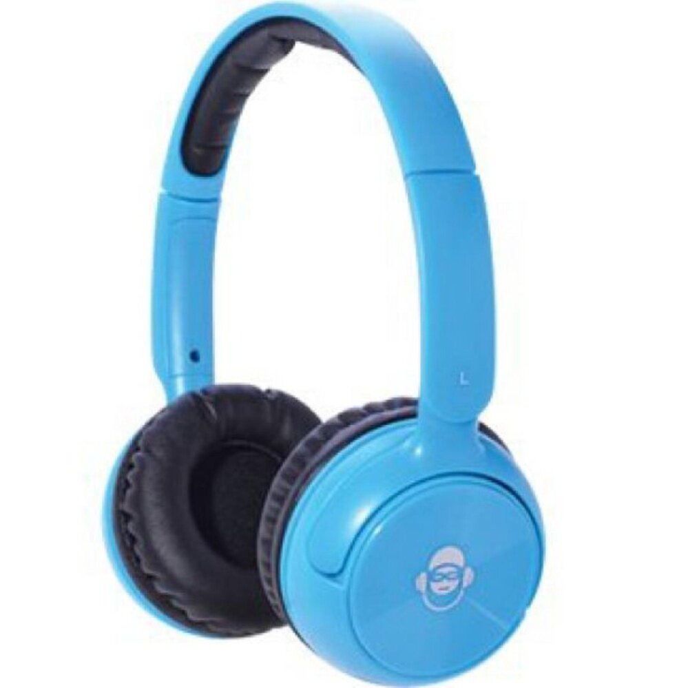 iDance Blue 100 Bluetooth Headphone