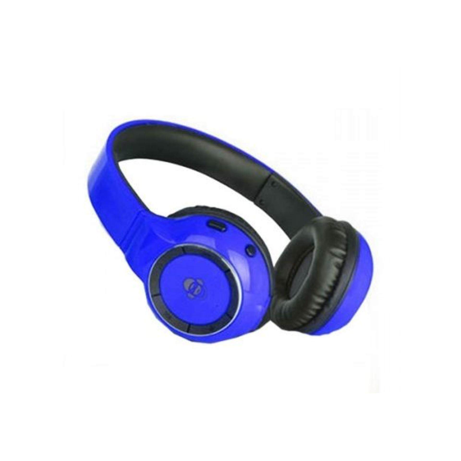 iDance Blue 300 Bluetooth Headphones