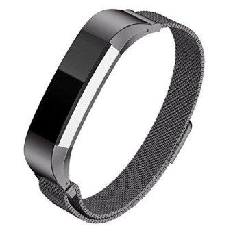 Harga Hanlesi for Fitbit Alta HR Band,Milanese Loop Stainless Steel Bracelet with Unique Magnetic Lock Replacement Bands for Fitbit Alta and Alta Heart Rate Watchband