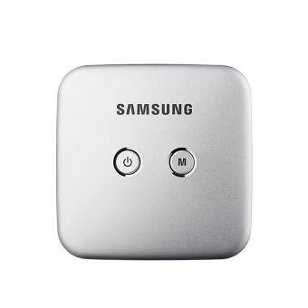 Harga SAMSUNG Smart Beam Projector SSB-10DLFN08 (white) / Mini Beam / Compact Size Beam /Mirroring / Low Noise / DUAL WIFI / High Capacity Battery
