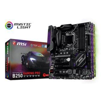 Harga B250 GAMING PRO CARBON Mainboard