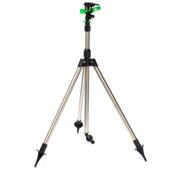 Harga Tripod Impulse Sprinkler Pulsating Telescopic Watering Grass Lawn Yard and Garden