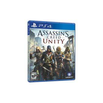 Harga Ps4 Assassin's Creed : Unity English R1/ALL