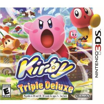 Harga 3DS Kirby Triple Deluxe - US