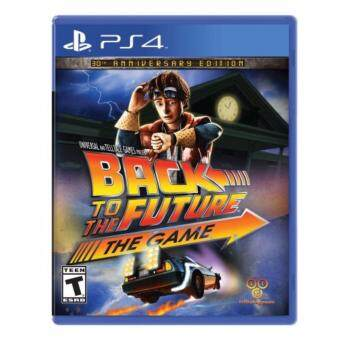 Harga PS4 Back to The Future 30th Anniversary [R1]