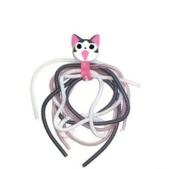 Harga USB Cable Wrapper Protector(Meow)