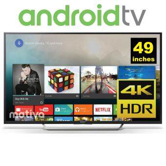 Harga Sony KD-49X7000D 49 Inches 4K Android Smart LED TV