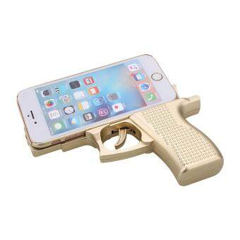 Harga Cool Gun Model Back Cover Shell Cases For iPhone5/5S iPhone6/6S iPhone6/6S Plus