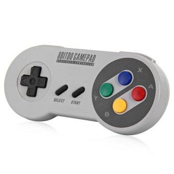 Harga 8Bitdo SFC30 Wireless Bluetooth Gamepad Pro Game Controller for iOS Android PC Mac Linux
