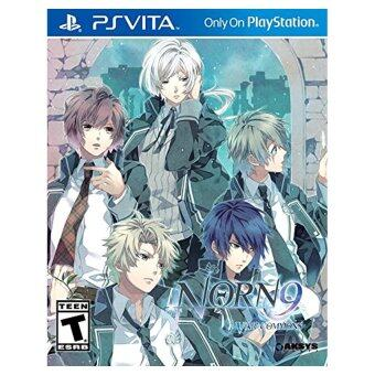 Harga Aksys Norn9: Var Commons - PlayStation Vita - Intl
