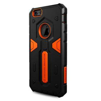 Harga 2017 Hot Nillkin Defender 2 Shockproof Armor Case for iPhone 6 6S Plus 5.5 inch Tough Rugged Shield Back Cover Armour Phone Case (orange)