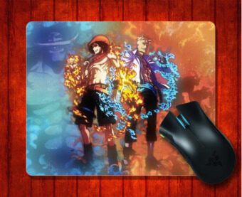 Harga MousePad Marco And Portgas D Ace One Piece Anime Fine for Mouse mat 240*200*3mm Gaming Mice Pad