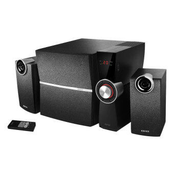 Harga Edifier Exclaim C2X 2.1 Multimedia Speaker (Black)