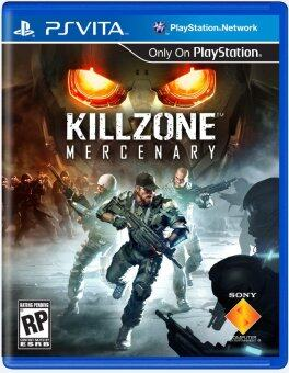 Harga PS Vita Killzone: Mercenary