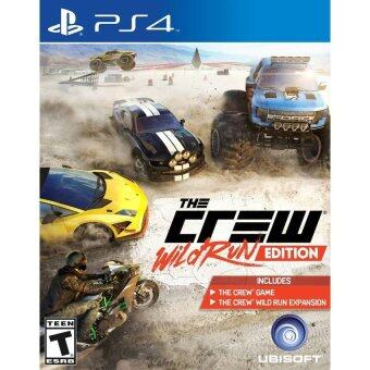 Harga PS4 THE CREW WILD RUN EDITION R2