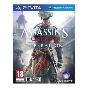 Harga PS Vita Assassin's Creed Liberation [R1]