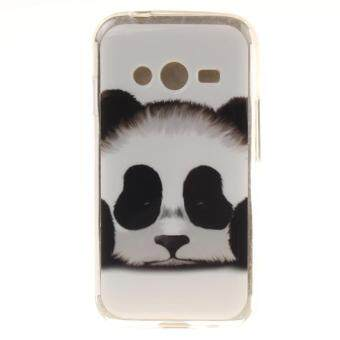 Harga TPU Flexible Soft Case for Samsung Galaxy Ace 4 Lite G313/ace NXT SM-G313H (Panda)