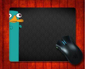 Harga MousePad Perry Perry The Platypus Cartoon for Mouse mat 240*200*3mm Gaming Mice Pad