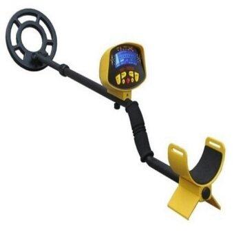 Harga Oem MTD-12 Metal Detector Gold Digger Treasure Hunter (Yellow)