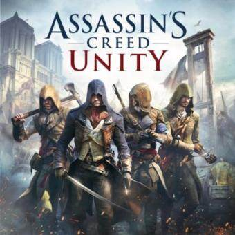 Harga PS4 ASSASSIN'S CREED UNITY DIGITAL DOWNLOAD ENG / CHI