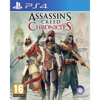 Harga (PS4) Assassin's Creed Chronicles (English)