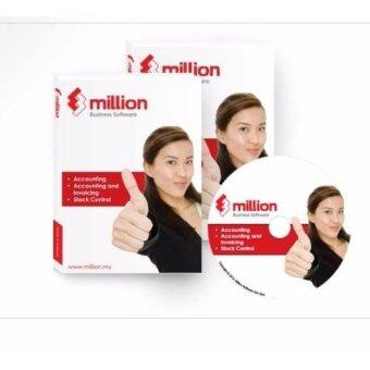 Harga MILLION ACCOUNTING SOFTWARE