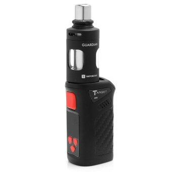 Harga Authentic Vaporesso Mini Target Starter Kit Vape 1400 mAH Built in Battery (Black)