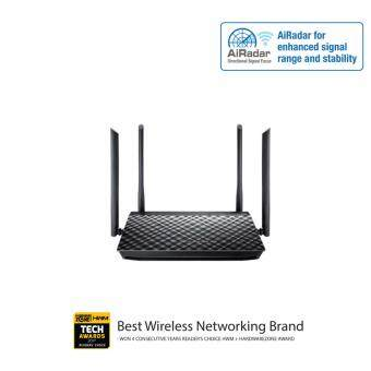 Harga Asus RT-AC1200G+ Dual-band wireless-AC1200 router