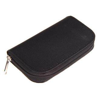 Harga MemoryCard Storage Carrying CaseHolder Wallet For CF/SD/SDHC/MS/DS 3DS Game